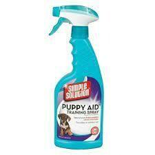 Simple Solution Puppy Aid Training Spray - 16 oz