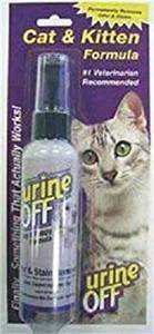**SALE** Urine off Cat/Kitten Spray, 4-Ounce