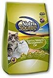 Tuffy's Pet Food NutriSource Senior Weight Management Dry Cat Food, Chicken and Rice 16 lbs. (8/18) (A.K2)