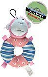 Puppy Tail Waggers Canvas Ring Toy (RPAL-A1)
