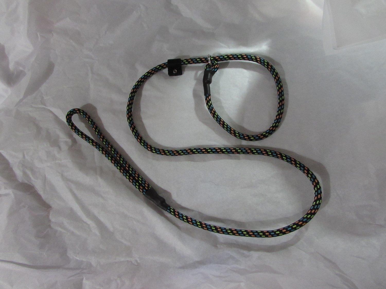 Slip Lead - Multicolor - Adjustable 4 foot