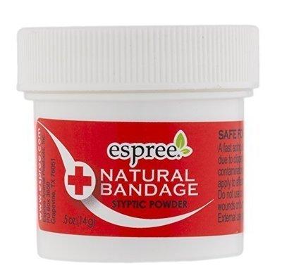 Espree Natural Nail Styptic Powder, 29 ML