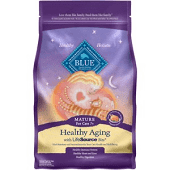 Blue Buffalo Spa Select Mature Cat Dry Food, Chicken and Brown Rice Recipe, 3lb (9/20)