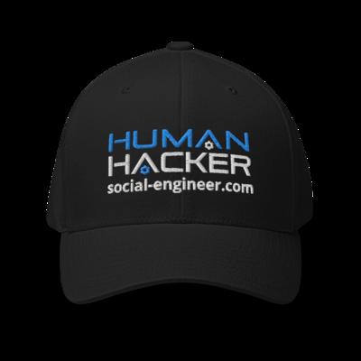 Human Hacker Structured Twill Cap