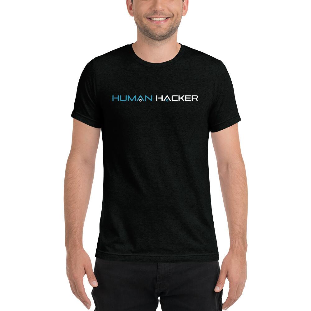 Human Hacker Men's Short Sleeve T-Shirt