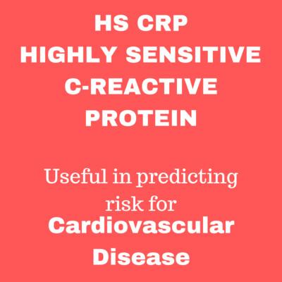 HS CRP