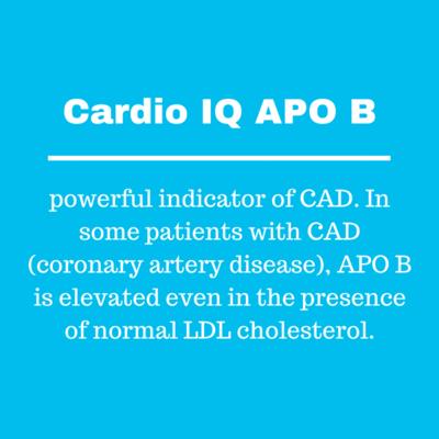 Cardio IQ APO B