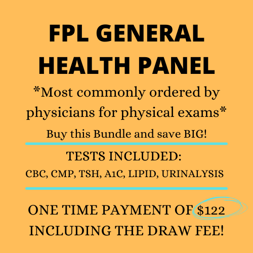 FPL GENERAL HEALTH PANEL