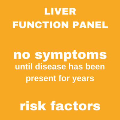 LIVER FUNCTION PANEL