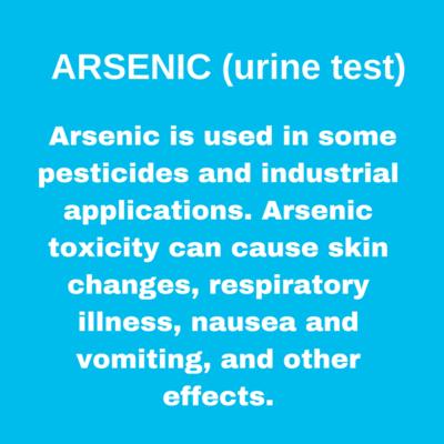 ARSENIC U