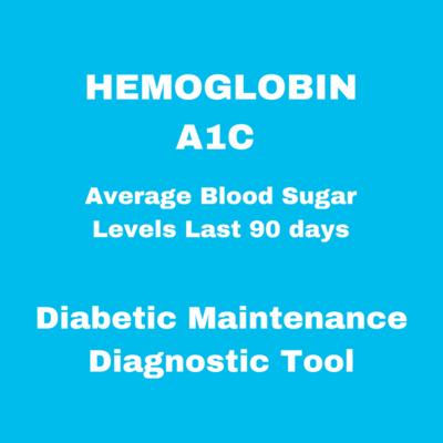 A1C or Hemoglobin A1C