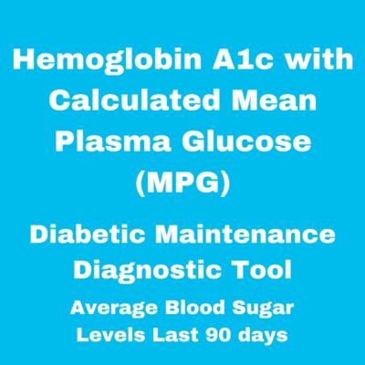 HEMOGLOBIN A1C WITH MPG