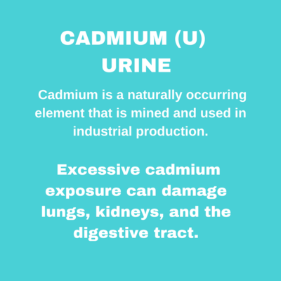 CADMIUM (U)