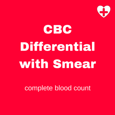 CBC(DIFF/PLT)W/SMEAR