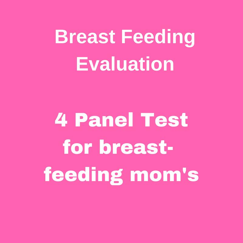 WOMEN'S BREAST FEEDING EVALUATION