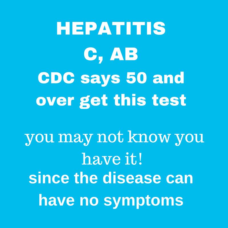 Hepatitis C AB