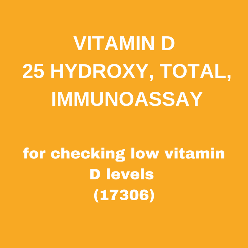 VITAMIN D  - 25 HYDROXY TOTAL