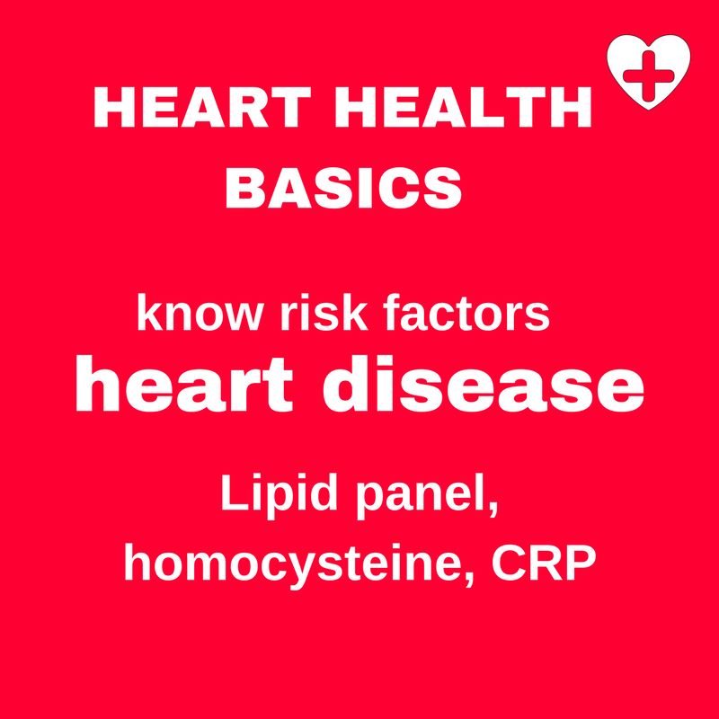 Heart Health Basics