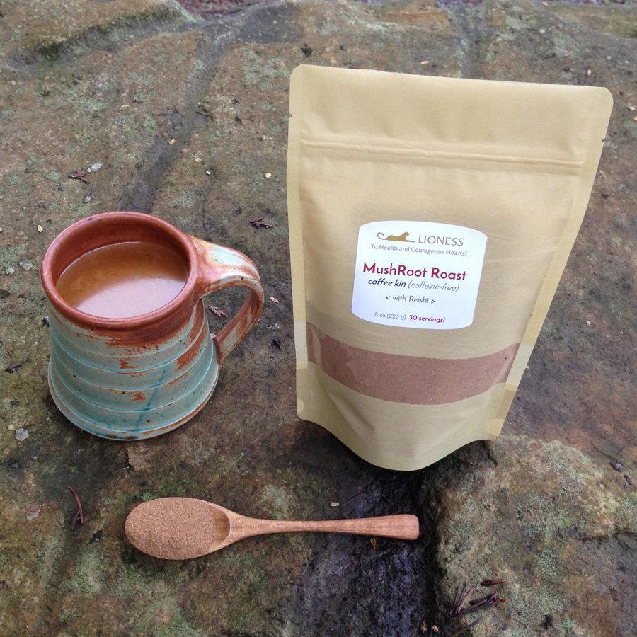 MushRoot Roast™: herbal tea (coffee kin) MR