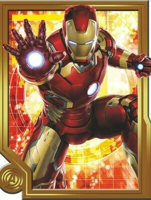 Armoured Super Hero - Full Drill Diamond Painting - Specially ordered for you. Delivery is approximately 4 - 6 weeks.
