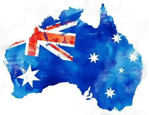 Aussie Aussie Flag - Full Drill Diamond Painting - Specially ordered for you. Delivery is approximately 4 - 6 weeks.