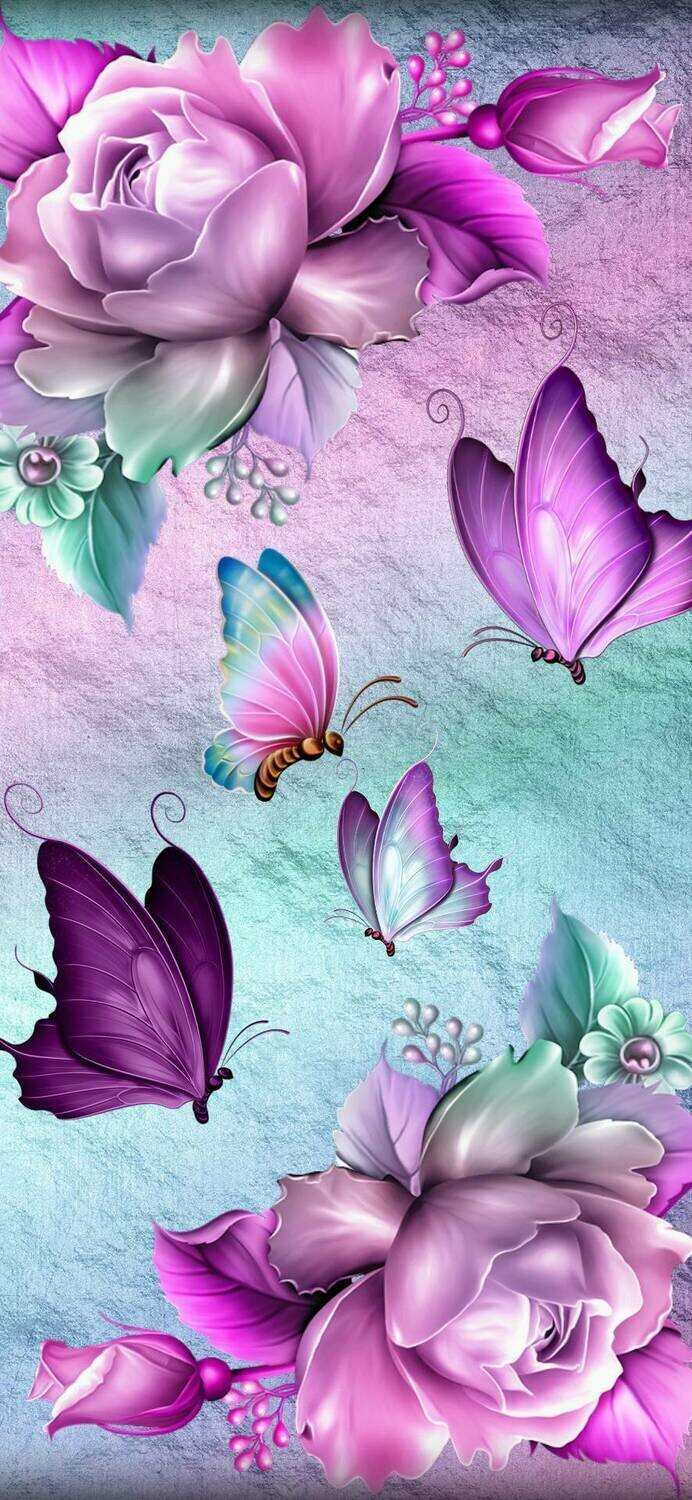 Butterfly - Full Drill Diamond Painting - Specially ordered for you. Delivery is approximately 4 - 6 weeks.
