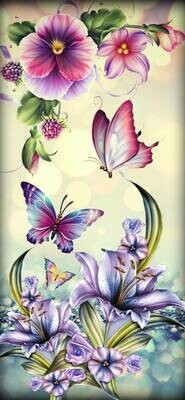 Butterfly 04 - Full Drill Diamond Painting - Specially ordered for you. Delivery is approximately 4 - 6 weeks.