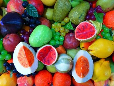 Colourful Fruits   - Full Drill Diamond Painting - Specially ordered for you. Delivery is approximately 4 - 6 weeks.