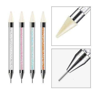 Duel Ended Dotting Pen