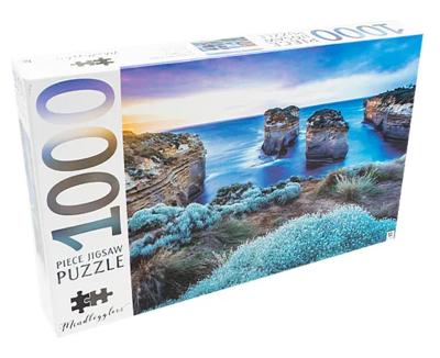 JIGSAW PUZZLE - ARCHWA - MINDBOG.1000 PCS- Jigsaw Size: 690mm x 546mm