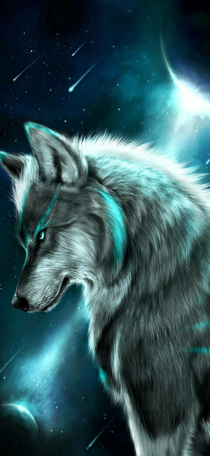 Handsome Blue Wolf - Full Drill Diamond Painting - Specially ordered for you. Delivery is approximately 4 - 6 weeks.