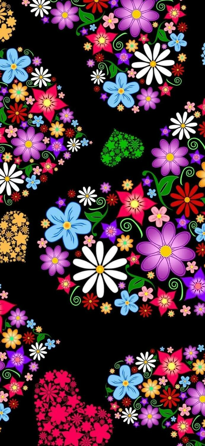 Flowers 02 - Full Drill Diamond Painting - Specially ordered for you. Delivery is approximately 4 - 6 weeks.