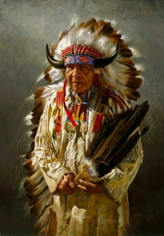 Native American 09 - Full Drill Diamond Painting - Specially ordered for you. Delivery is approximately 4 - 6 weeks.