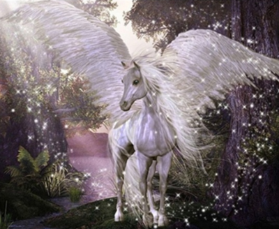 Pegasus 03 - Full Drill Diamond Painting - Specially ordered for you. Delivery is approximately 4 - 6 weeks.