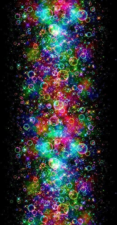Multicoloured Bubbles 1 - Full Drill Diamond Painting - Specially ordered for you. Delivery is approximately 4 - 6 weeks.
