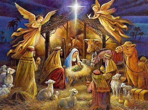 Nativity Scene 01 - Full Drill Diamond Painting - Specially ordered for you. Delivery is approximately 4 - 6 weeks.