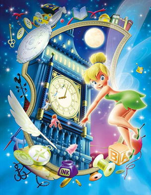 Fairy 07 - Full Drill Diamond Painting - Specially ordered for you. Delivery is approximately 4 - 6 weeks.