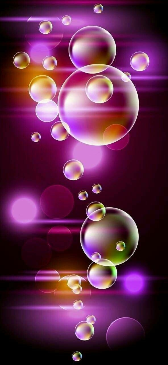 Pink Bubbles - Full Drill Diamond Painting - Specially ordered for you. Delivery is approximately 4 - 6 weeks.