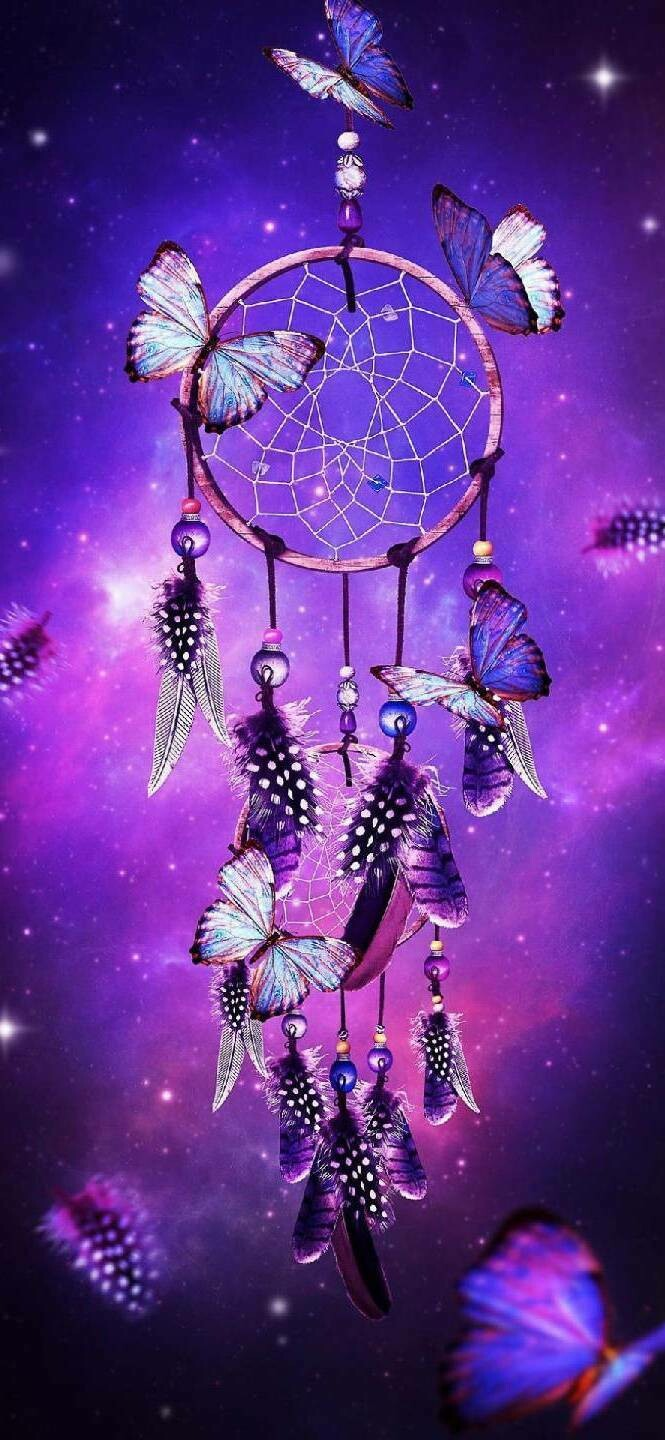 Pink And Purple Dreamcatcher - Full Drill Diamond Painting - Specially ordered for you. Delivery is approximately 4 - 6 weeks.