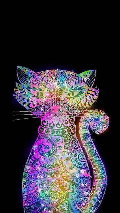 Rainbow Animals 01 - Full Drill Diamond Painting - Specially ordered for you. Delivery is approximately 4 - 6 weeks.