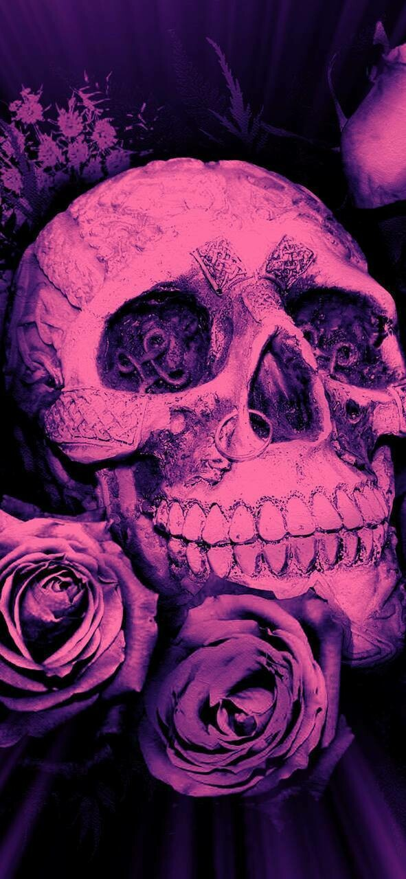 Skull 02 - Full Drill Diamond Painting - Specially ordered for you. Delivery is approximately 4 - 6 weeks.