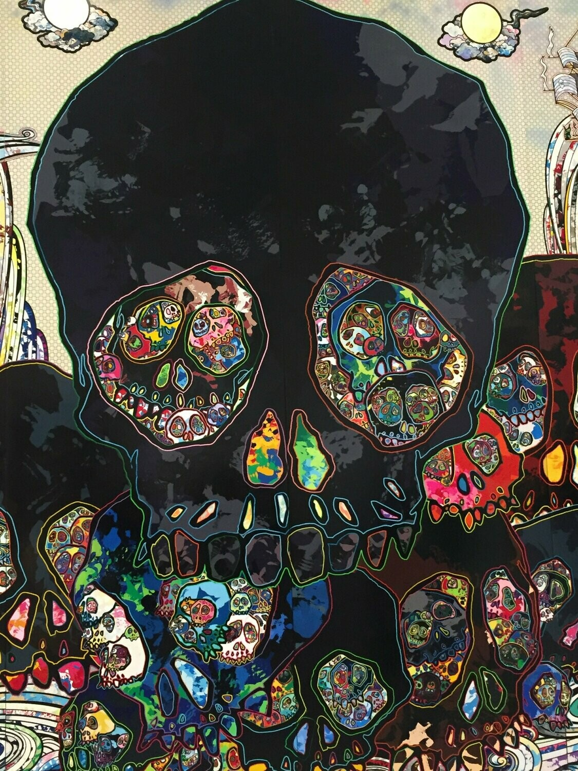 Skull 08 - Full Drill Diamond Painting - Specially ordered for you. Delivery is approximately 4 - 6 weeks.