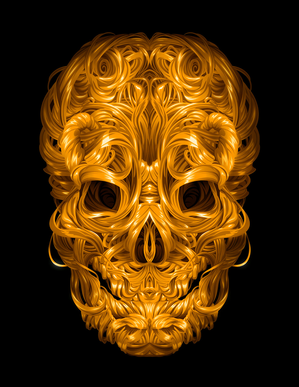Skull 06 - Full Drill Diamond Painting - Specially ordered for you. Delivery is approximately 4 - 6 weeks.