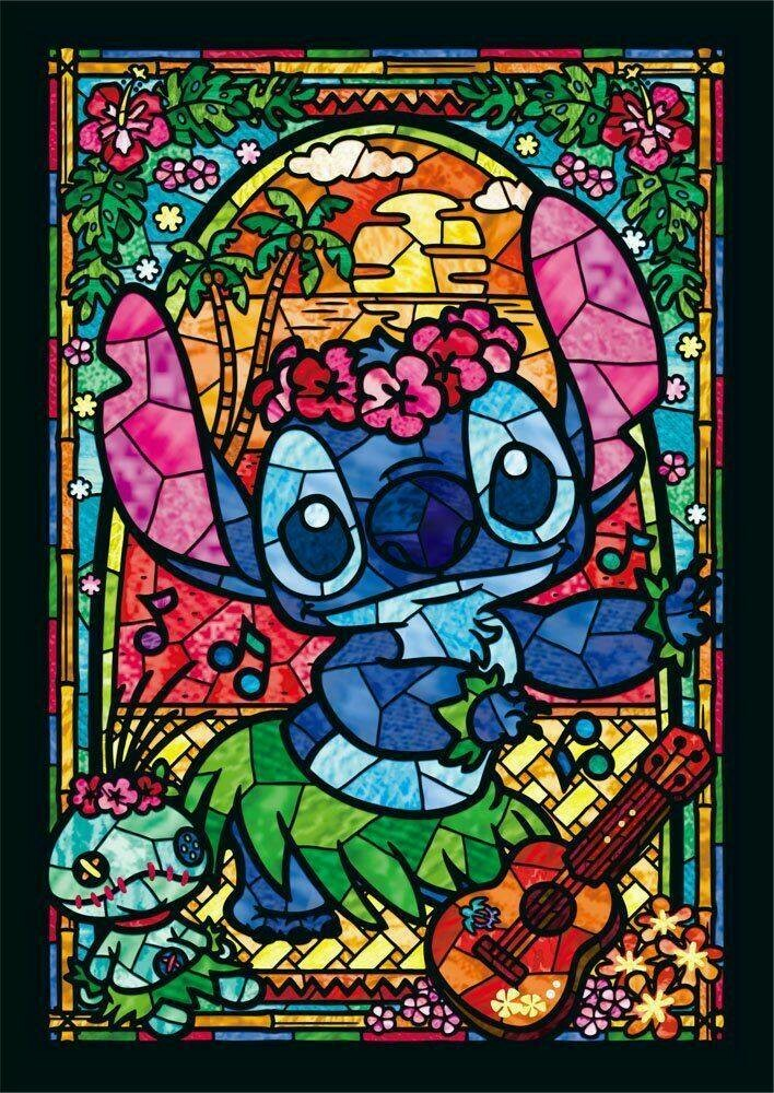 Stained Glass 08 - Full Drill Diamond Painting - Specially ordered for you. Delivery is approximately 4 - 6 weeks.