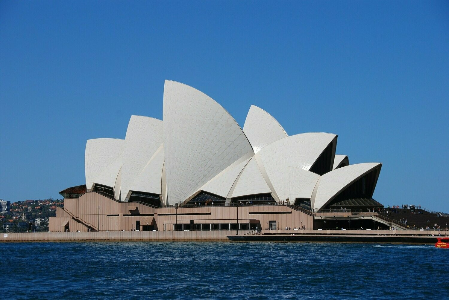 Sydney Opera House - Full Drill Diamond Painting - Specially ordered for you. Delivery is approximately 4 - 6 weeks.