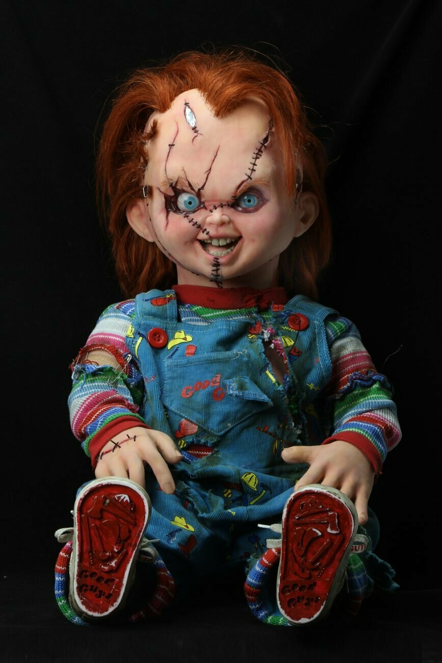 Chucky 01 - Full Drill Diamond Painting - Specially ordered for you. Delivery is approximately 4 - 6 weeks.