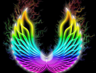 Colourful Wings - Full Drill Diamond Painting - Specially ordered for you. Delivery is approximately 4 - 6 weeks.