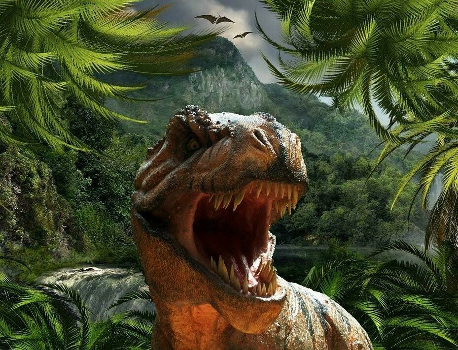 Tyrannosaurus-Rex-02 - Full Drill Diamond Painting - Specially ordered for you. Delivery is approximately 4 - 6 weeks.