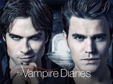 Vampire Diaries - Full Drill Diamond Painting - Specially ordered for you. Delivery is approximately 4 - 6 weeks.