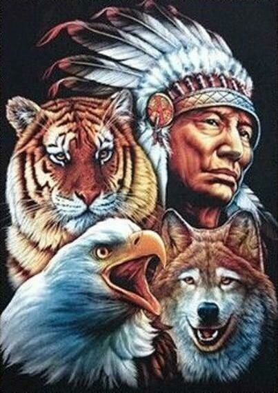 Wild Ones - Full Drill Diamond Painting - Specially ordered for you. Delivery is approximately 4 - 6 weeks.